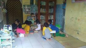 Ikutan Wakaf Buku Semarang Coret Yuk!