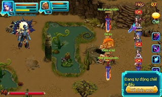 game tien hiep 3 java android