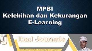 Media Pembelajaran MPBTI E-Learning