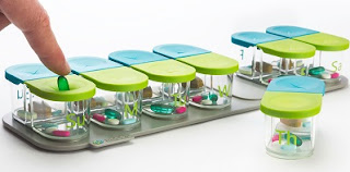 sagely smart weekly pill organizer