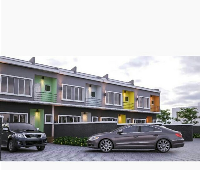 Welcome to WEALTHLAND GREEN ESTATE, ORIBANWA, LEKKI LAGOS
