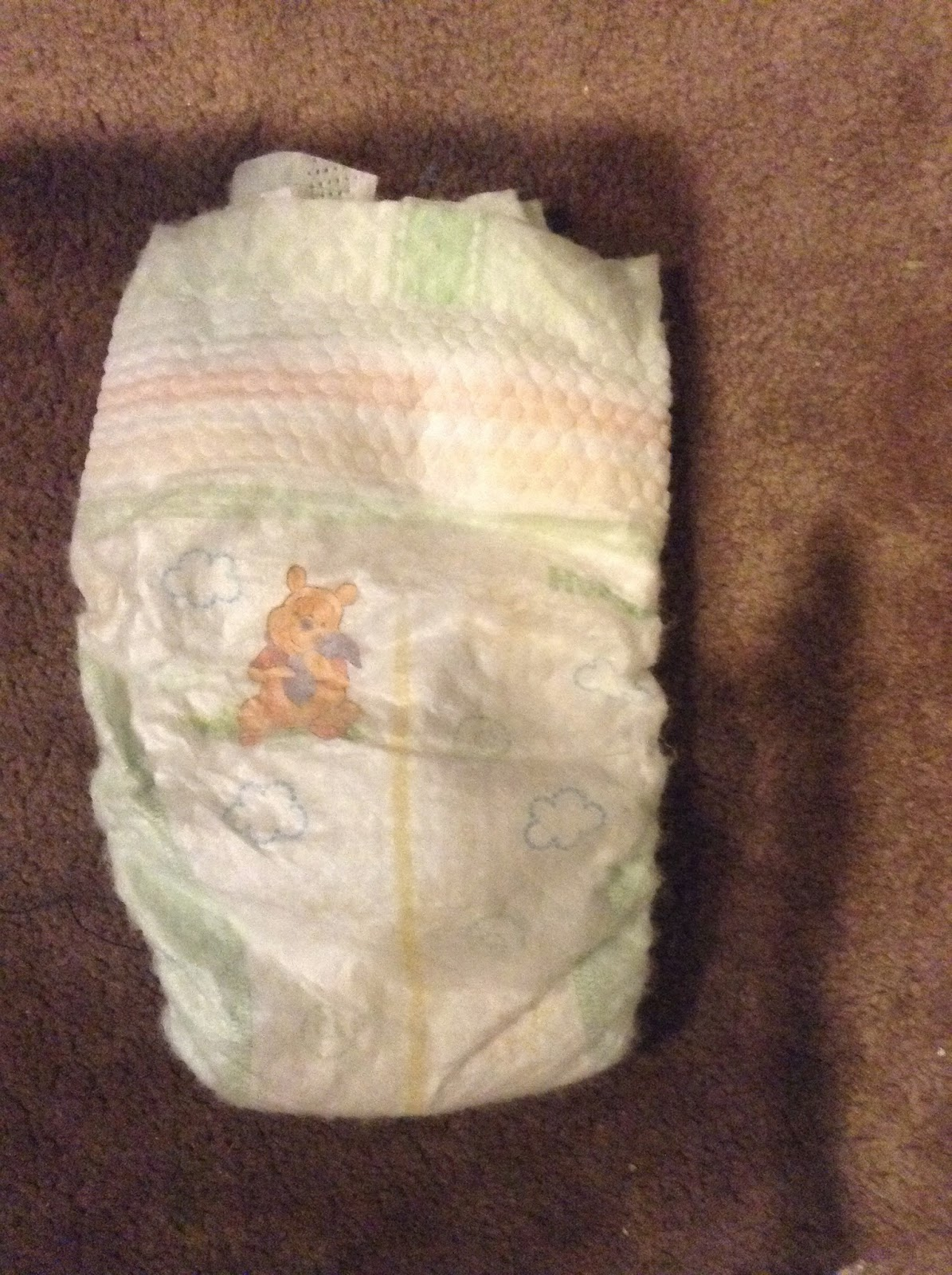 Domestic Randomness Diaper Wars 8 The New Huggies Little