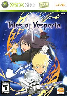 Tales of Vesperia (X-BOX360) 2008