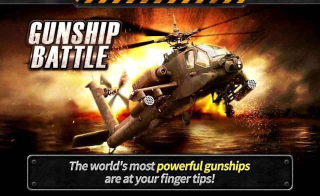 Elite Gunship Strike v 1.0 Mod Apk (Unlimited Money )