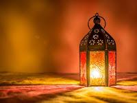 300 Drone Membentuk Tulisan Ramadhan Mubarak Menghiasi Langit Jeddah