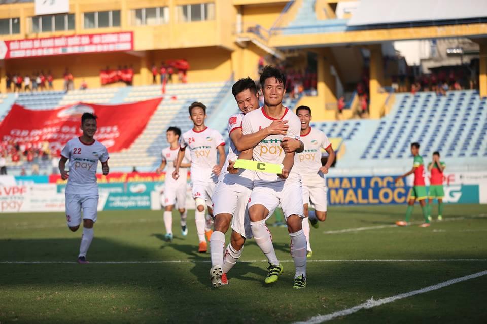 Viettel chính thức thăng hạng V-League 2019