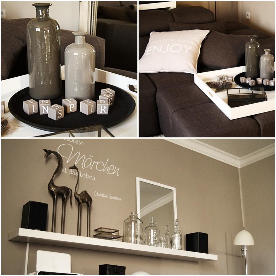 Dekoideen Wohnzimmer Regal ~ Home Design Inspiration
