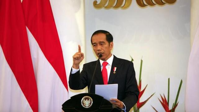 Hadapi Gejolak Ekonomi Global, Jokowi Minta Ekspor Diperkuat