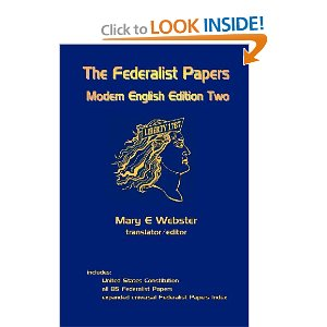The Federalist Papers: Modern English Edition Two