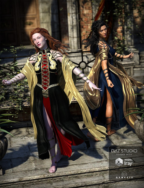 The Tyto Ensemble for Genesis 3 Female