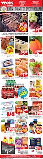 ⭐ Weis Markets Flyer 7/25/19 ✅ Weis Markets Ad July 25 2019