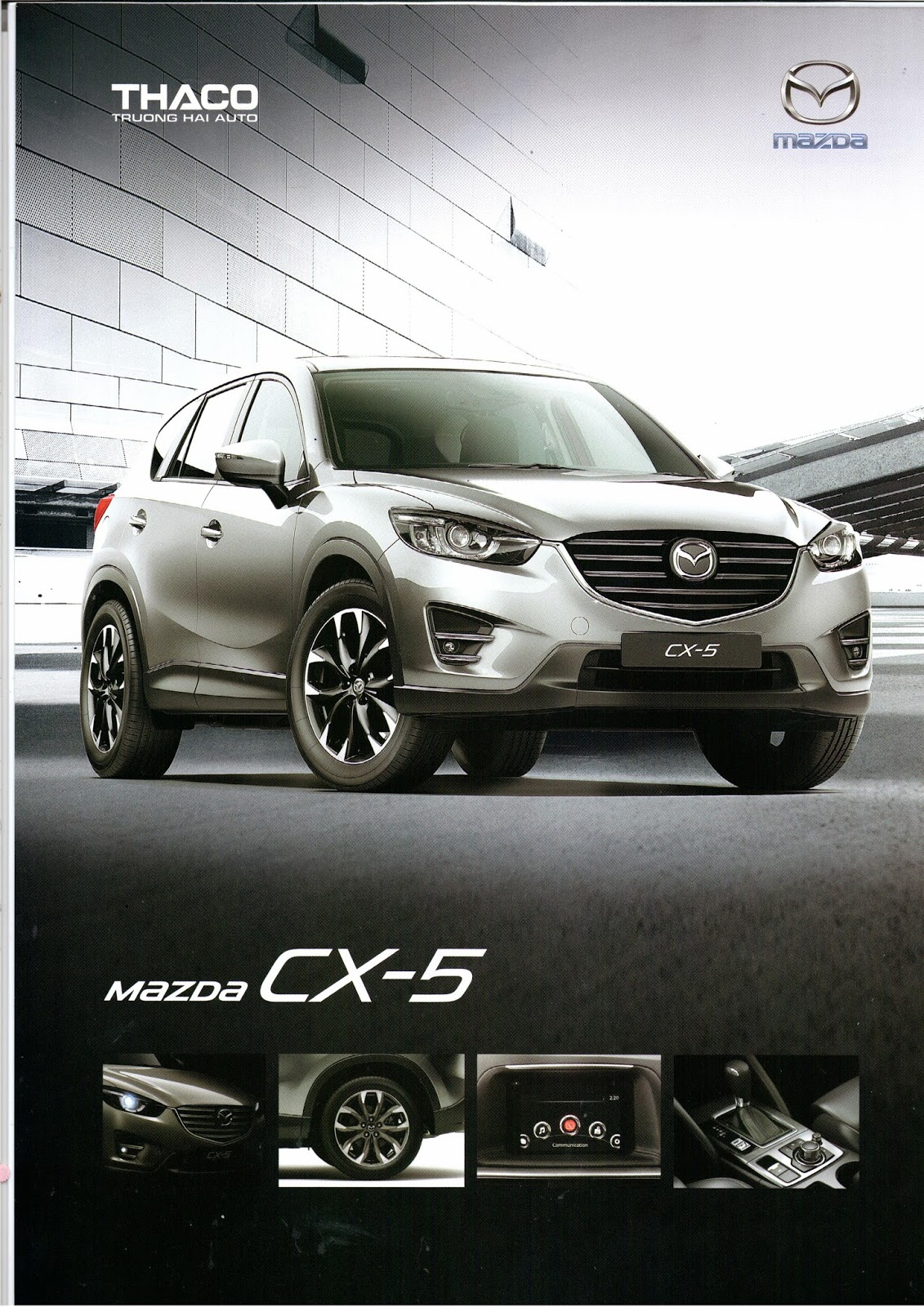 mazda cx5 facelift 2017