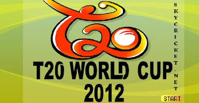 Play T20 World Cup 2012 Cricket Game