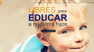 http://www.libresparaeducar.com/