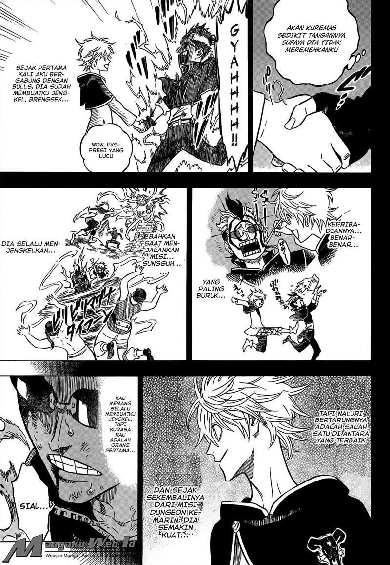 Black Clover Chapter 64 Bahasa Indonesia