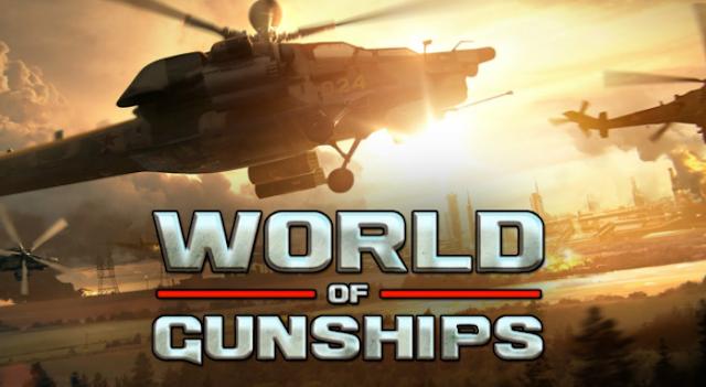 World of Gunships Online v1.2.2 Mod Apk Android (Unlimited Money)