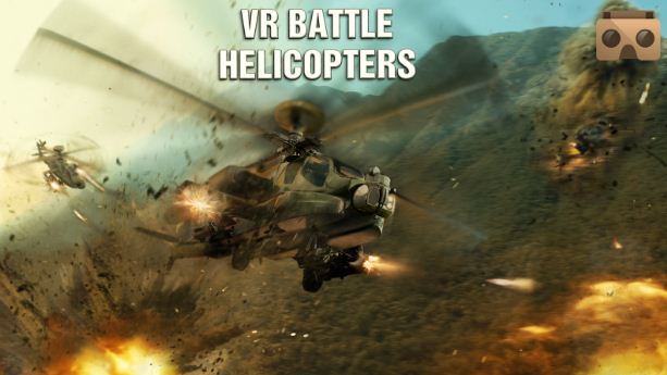 download vr battle helicopters mod apk