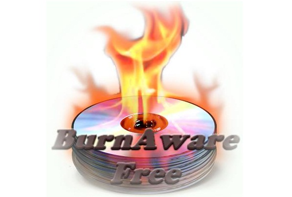 BurnAware Free 11.0 - Δωρεάν εφαρμογή εγγραφή δίσκων CD/DVD