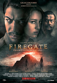 Download Firegate : Piramid Gunung Padang (2016)