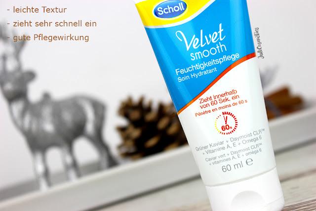 Scholl-Velvet-Smooth-Feuchtigkeitspflege