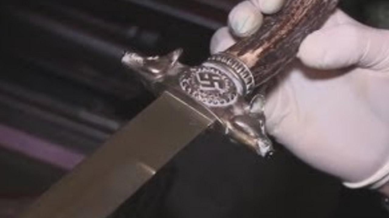 Un busto de Hitler y otros objetos nazis son descubiertos en Argentina