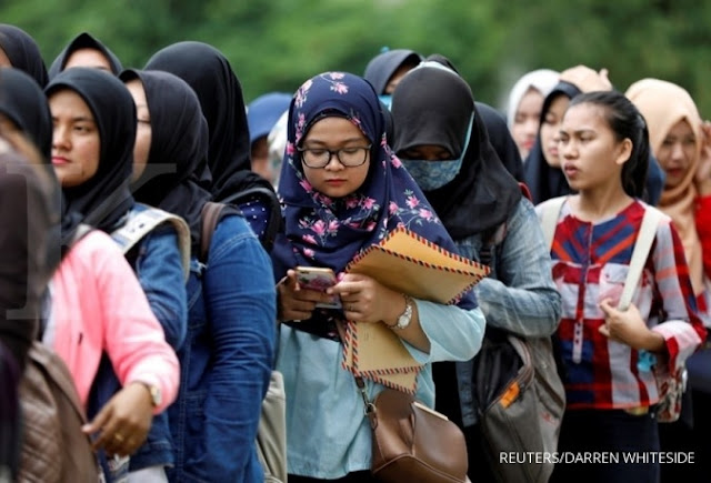 Data BPS Sebut Pengangguran di DKI Jakata Meningkat 8,25 persen Tahun 2018