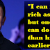 Billionaire Jack Ma: I can never be as rich as Bill Gates but one thing I can do better than him - to retire early