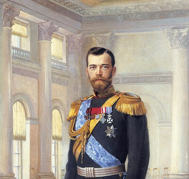 A MONARCHISTA: II. Miklós cár és családja