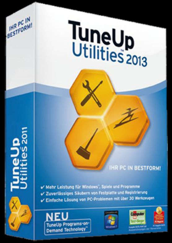 Download TuneUp Utilities 2013 for PC free full version
