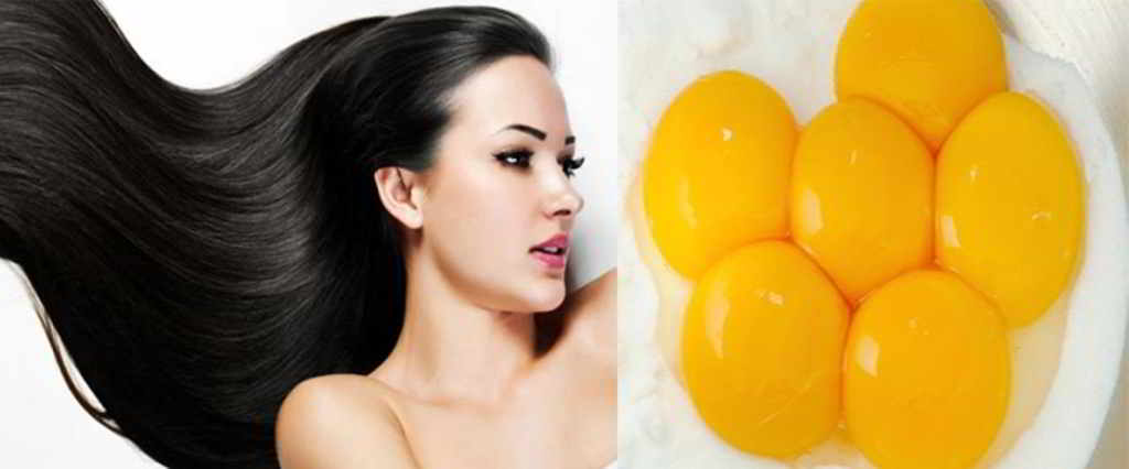 Cara Alami Memanjangkan Rambut dengan Kuning Telur