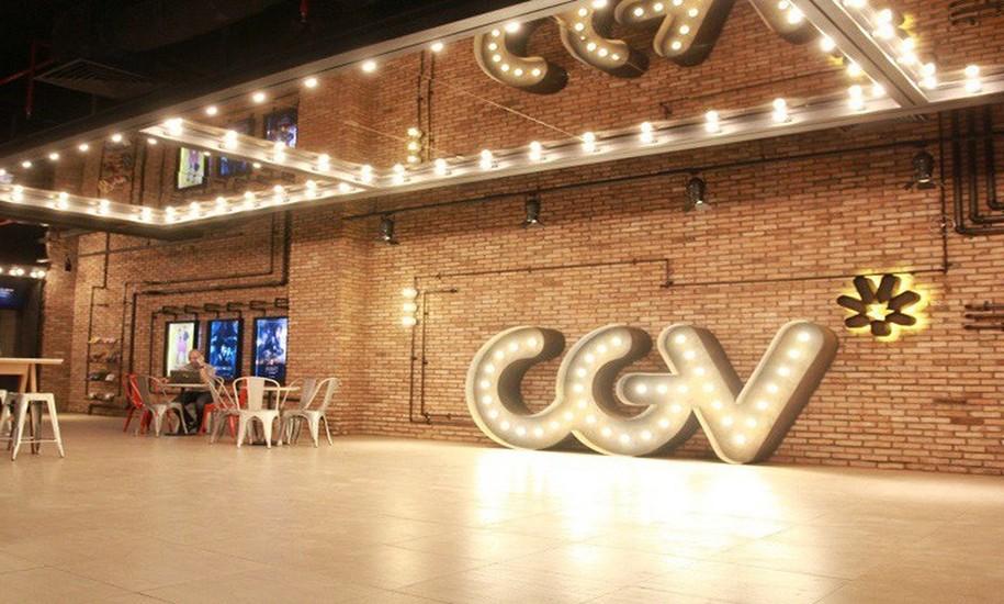 rạp chiếu phim CGV tại Kosmo Tây Hồ