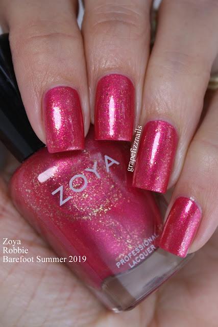 Zoya Robbie Barefoot Summer 2019