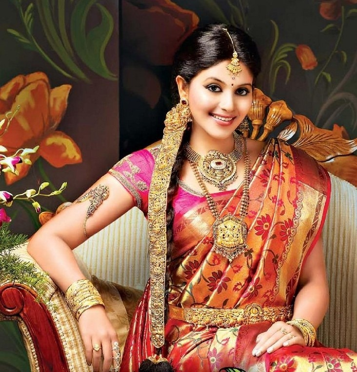 Bridal Jewelry Indian Wedding: South Indian Bridal Wedding Jewellery