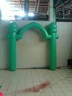 BALON GATE PVC TEMA KUBAH