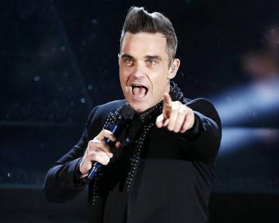 Robbie Williams Song Lyric - Difficult For Weirdos