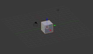 Belajar Blender bagi pemula, Orthogonal