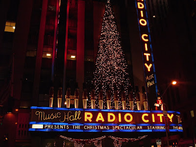 Christmas in New York Radio City