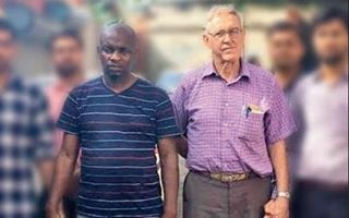 71-year-old South African and his Nigerian associate reportedly held in drug racket in India