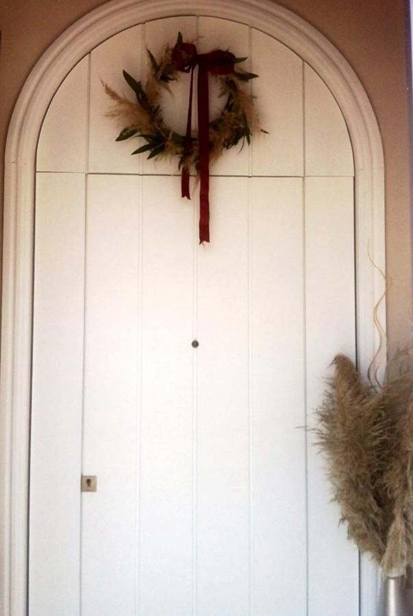 resultado corona de navidad