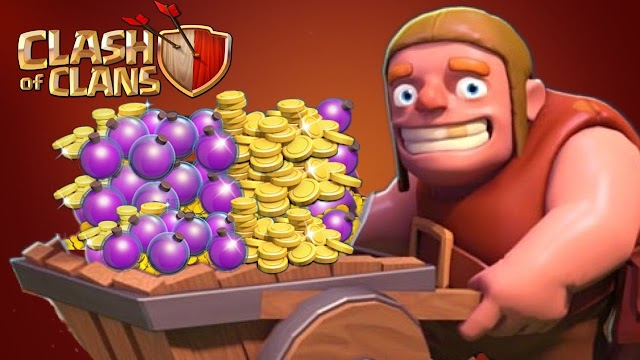 Hou to Farming Gold & Elixir in Clash of Clans 2019