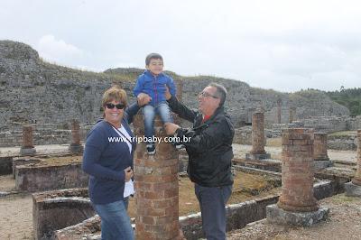 ruínas conímbriga