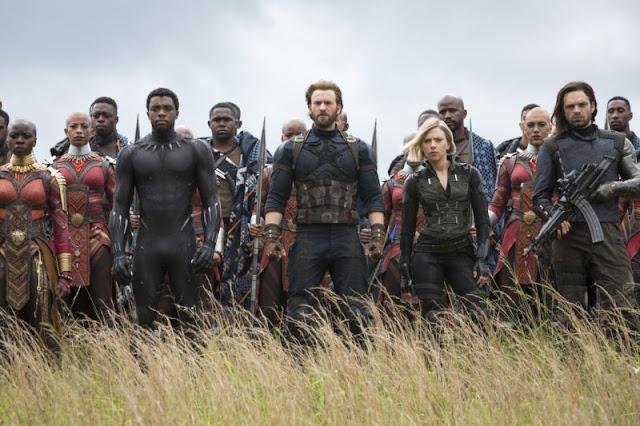 Avengers: Infinity War – Recenze