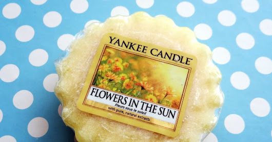 Yankee Candle: Wosk Flowers In The Sun.
