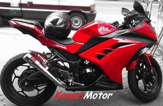 Pilihan Harga Knalpot Racing Untuk Ninja 250 Fi 4 Tak 2017