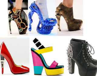 Beresikokah Sepatu High Heels Bagi Wanita?