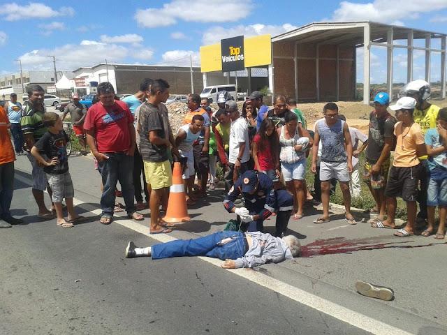 Em Pernambuco policial rodoviário federal aposentado comete suicídio na BR-232
