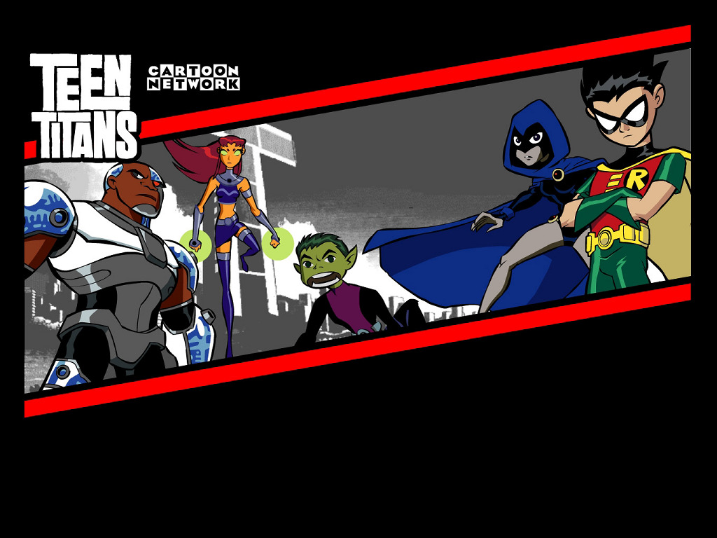 Teen Titans Backgrounds 108