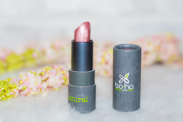 rouge a levres - boho - green