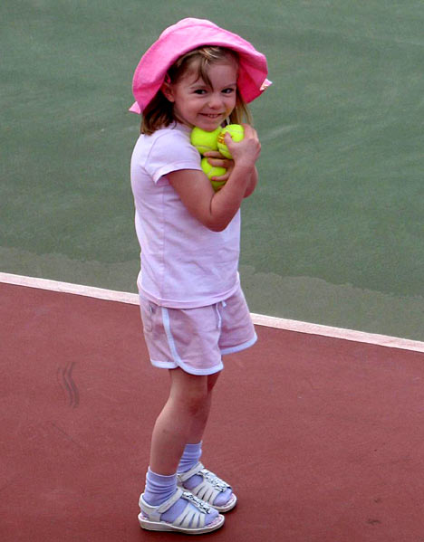 PeterMac's FREE e-book: What really happened to Madeleine McCann? MaddyPA0605_468x599
