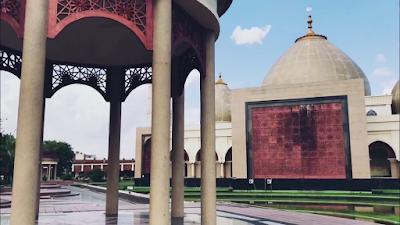 Islamic Center, Bangkinang Kabupaten Kampar Mesjid Al Ihsan Markaz Islami